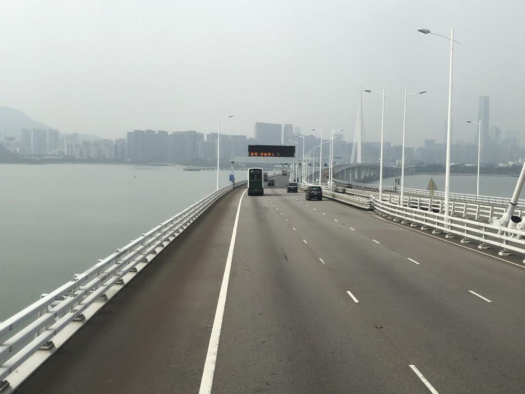 深圳湾公路大橋